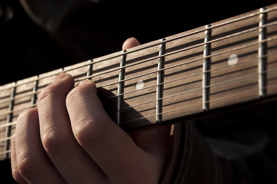 サラリーマン・趣味・ギター