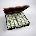 サラリーマンで平均年収 1000万円を超える人の割合