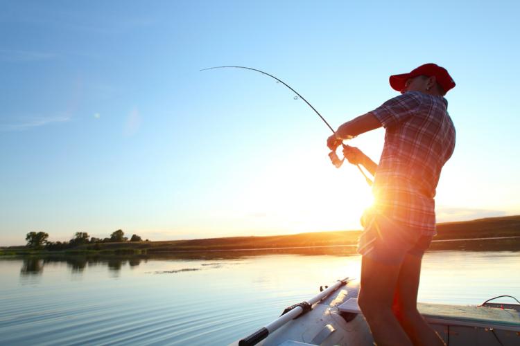 サラリーマン・趣味・釣り